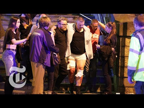 Panic After Terrorist Bombing At Ariana Grande Concert   The New York Times