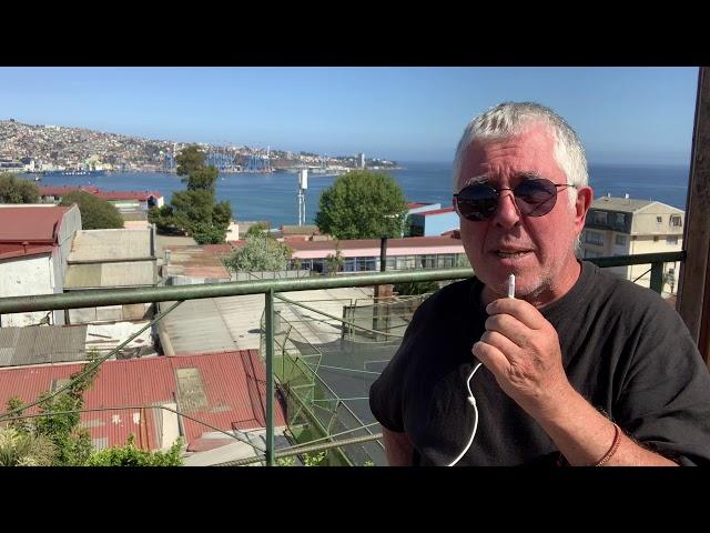 A Valparaiso octobre 2019