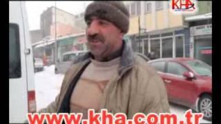 kars karda yürüme teknikleri www.kha.com.tr kafkas haber ajansı kha.flv