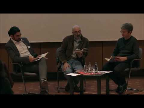 ERC Consolidator Grant  Reading Global // Lecture and debate with Eduardo Halfon