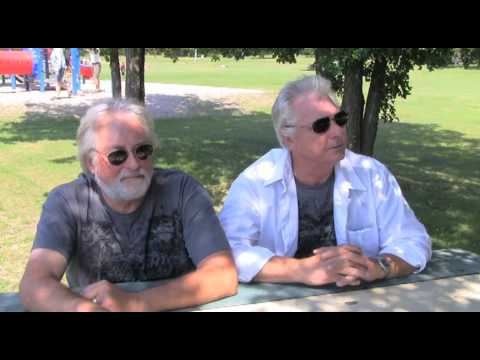Bill Wallace and Donnie McDougall of The Guess Who Talk Shop (2010)