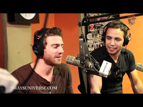 Brian Greenberg And Victor Rasuk On Sway In The Morning