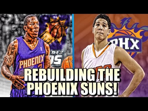 Rebuilding The Phoenix Suns! - NBA 2K17 MY LEAGUE