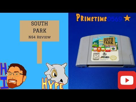 South Park N64 Review