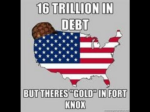 $16,000,000,000,000 U.S. National Debt!! Who Do We Owe??
