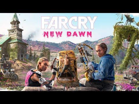 FAR CRY NEW DAWN. O Início de Gameplay. em Português PT.BR Dublado e Legendado