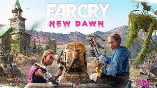 FAR CRY NEW DAWN - O Início de Gameplay, em Português PT-BR (Dublado e Legendado)