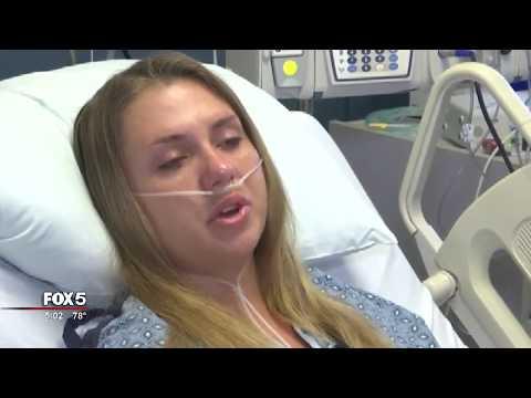 Las Vegas victims speak out