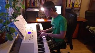 One Republic - Apologize variations [INSANE Piano Cover] //Kyle Landry