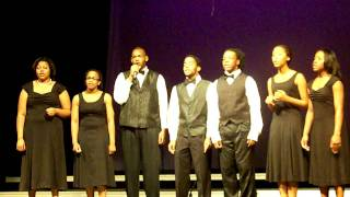 Darrell Luster Ii And The Hillside High School Choral Group