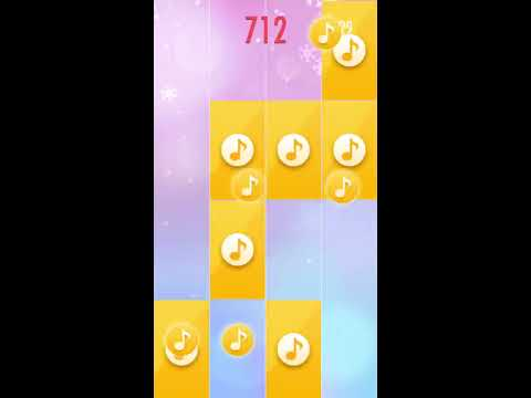Piano Tiles 2 - The Swan (3 crowns)