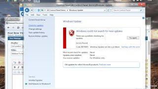 Tutorial: Configurar Windows Update para instalar controladores
