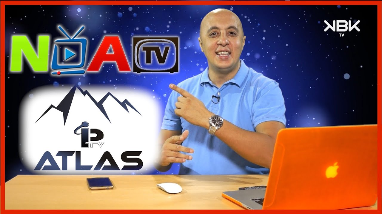 telecharger atlas iptv pour android