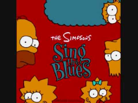 The Simpsons Sing the Blues: I Love to See You Smile by Homer and Marge Simpson