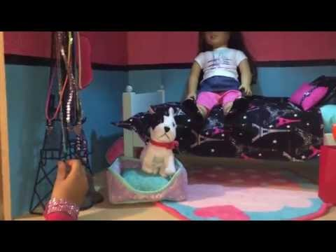 American Girl Doll Grace Thomas Room Tour