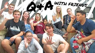 FRESHMAN YEAR OF COLLEGE EXPERIENCE Q&A | Fordham University