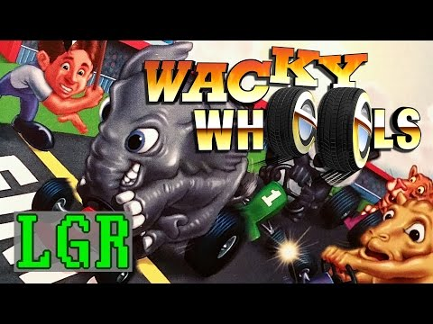 LGR - Wacky Wheels - DOS PC Game Review thumbnail
