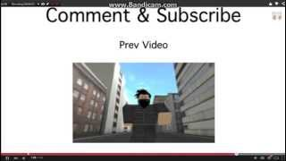 SUBSCRIBE AND COMMENT! | ROBLOX | McMouse | Micky730S