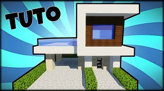 Minecraft tuto construction d 39 une petite maison moderne for Maison moderne minecraft xbox one