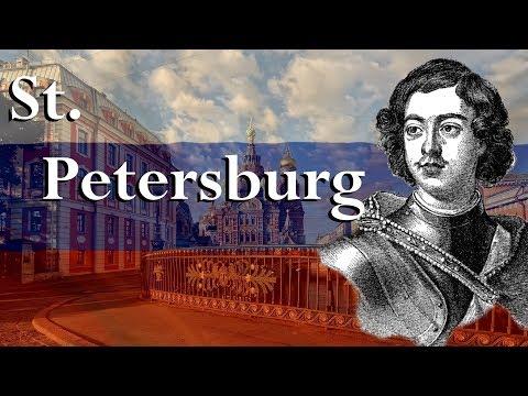The Interesting History behind St. Petersburg