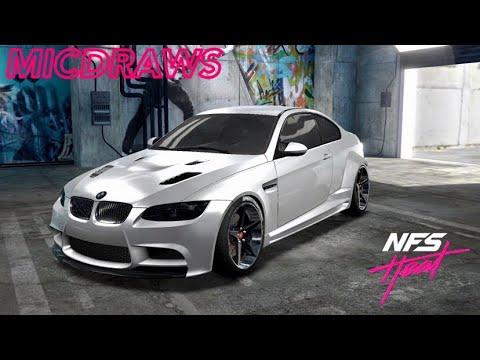 BMW M3 Build   NFS Heat Studio App