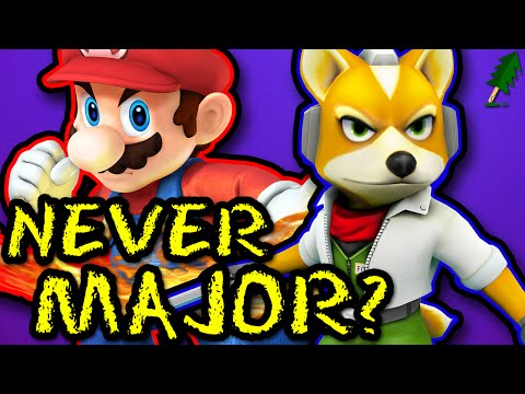Why Super Smash Bros Will Never Be A Major eSport | The Truth…Maybe | Treesicle
