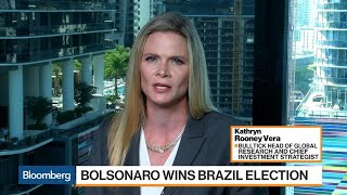 Brazil Has More Rally Ahead After Election, Bulltick's Rooney Vera Says