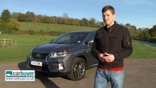 Lexus RX 450H 2013 Videos
