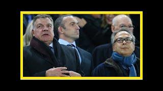 Breaking News | Everton sack Sam Allardyce: Why owner Farhad Moshiri now faces defining moment