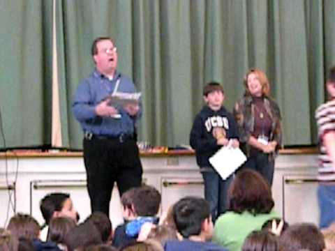 Murray Manor Elementary School, La Mesa, CA  5th Grade awards 2009