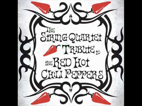 The String Quartet Tribute to The Red Hot Chili Peppers - Under the Bridge