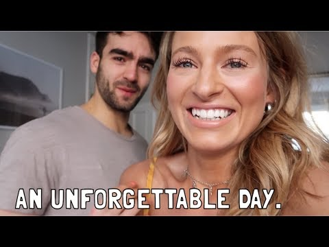 THE MOST EXCITING START TO 2018 | An Unforgettable Day