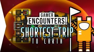 Shortest Trip to Earth ► FTL & Star Control Gameplay Combined! - [Gamer Encounters]