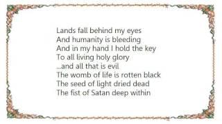 Watain - Walls of Life Ruptured Lyrics