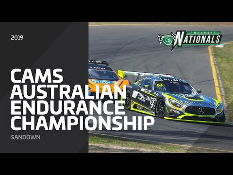 Australian GT Endurance Championship | Race 1 | Sandown 2019 | Shannons Nationals