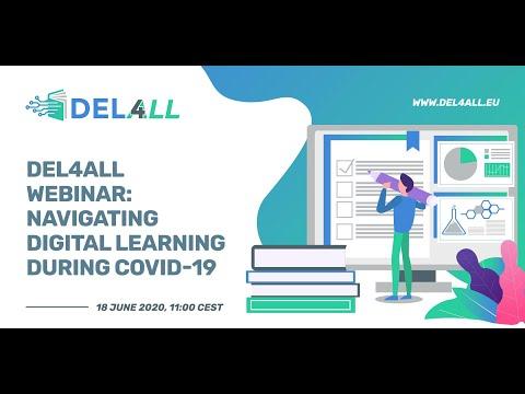 Webinar: Navigating digital learning during COVID-19
