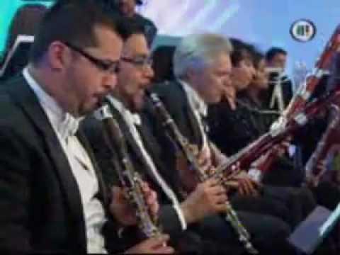 Dios Nunca muere - Orquesta sinfónica de Minería