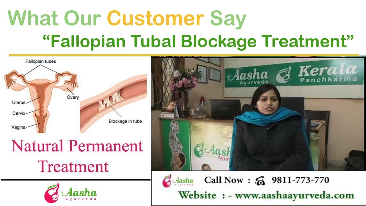 Natural Treatment for Blocked Fallopian Tubes | Blocked fallopian