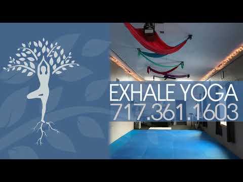 Exhale Yoga Elizabethtown PA