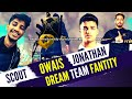 Scout Owais Jonathan 43 Kills - Fnatity Dream Team Of Pubg mobile