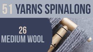 51 Yarns: 26 — Medium Wool