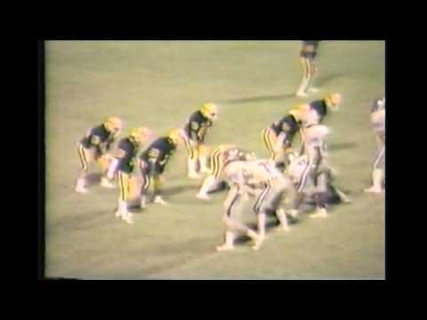 Buena Colts vs Douglas Bulldogs 1985