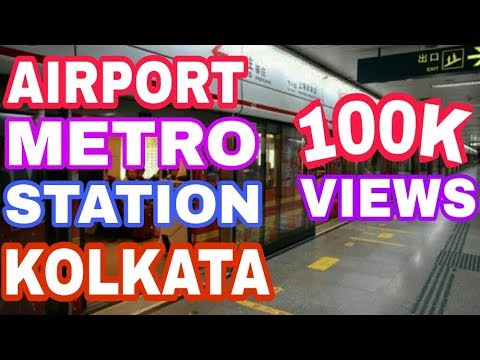The Airport Metro Station of Kolkata-- All You Need To Know
