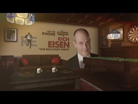 NFL Network/DirecTV's Rich Eisen on The Dan Patrick Show | Full Interview | 1/4/18