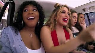 [LEGENDADO] Fifth Harmony no Carpool Karaoke com Sam Smith