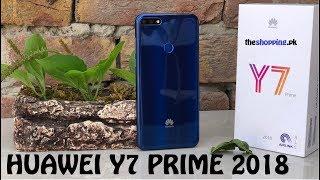 HUAWEI Y7 PRIME 2018 BLUE