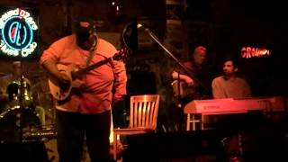 Slow Blues Jam with Christone Kingfish Ingram At Ground Zero Blues Club 12-18-14