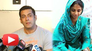 Salman Khan Talk About Geeta