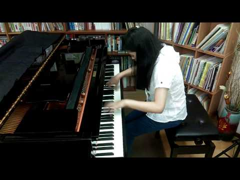 Brahms Piano Sonata No.2 Op.2 Mov.1___wei Yun Chang