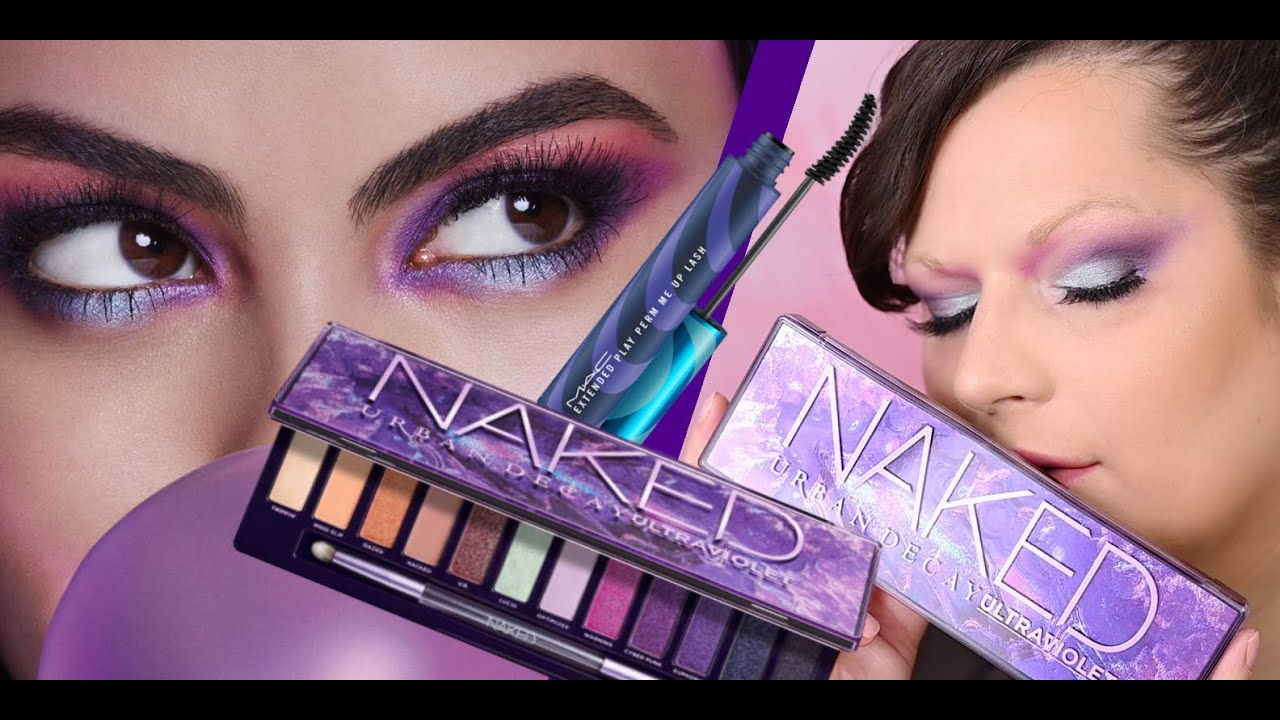 FashStyleLiv: Urban Decay Naked Ultraviolet Palette Review